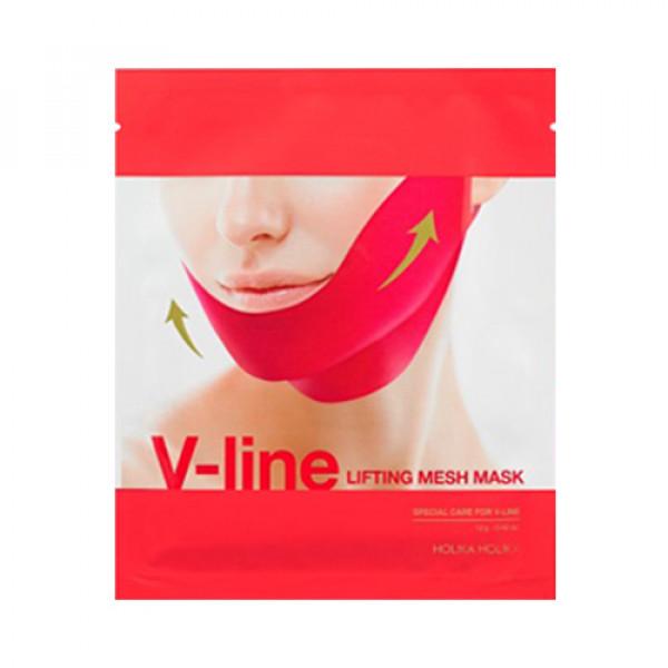 [Holika Holika] V Line Lifting Mesh Mask - 1pcs