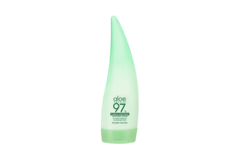 [Holika Holika] Aloe 97% Soothing Lotion (Intensive moisturizing) - 240ml