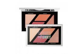 W-[Holika Holika] So Funk Multi Blusher Palette Chunky Funky Collection - 8g x 10ea