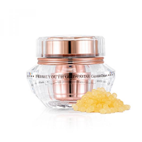 [Holika Holika] Prime Youth Gold Caviar Capsule Cream - 50g