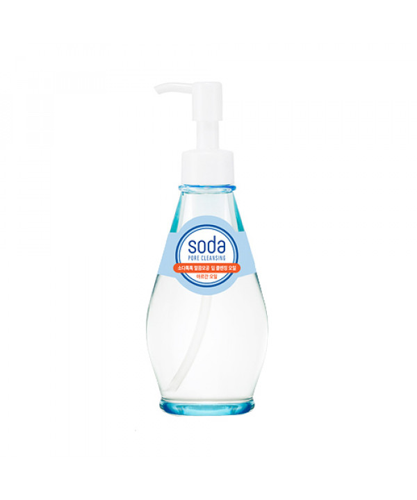 [Holika Holika] Soda Pore Cleansing Deep Cleansing Oil (Argan Oil) - 150ml