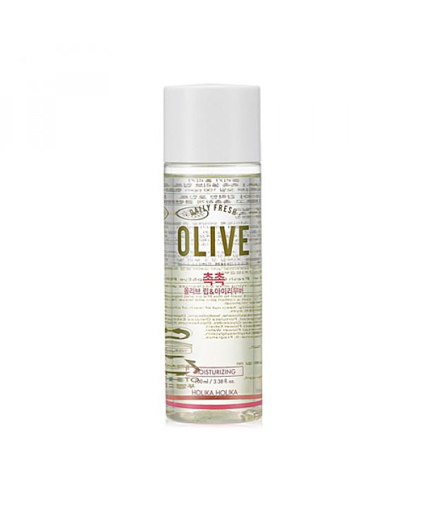 [Holika Holika] Daily Fresh Cleansing Olive Lip & Eye Remover - 100ml