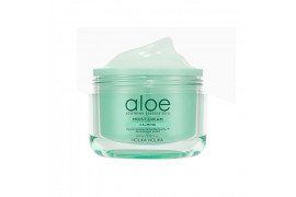 W-[Holika Holika] Aloe Soothing Essence 80% Moist Cream - 100ml x 10ea