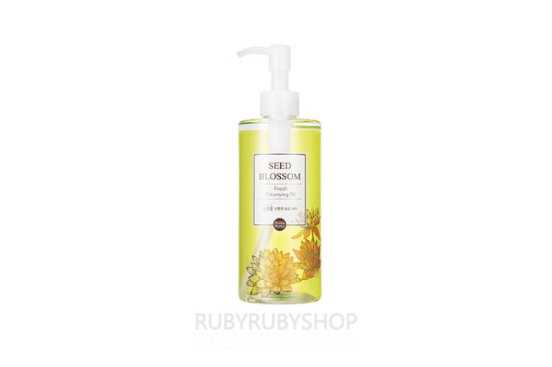 W-[Holika Holika] Seed Blossom Cleansing Oil - 300ml x 10ea