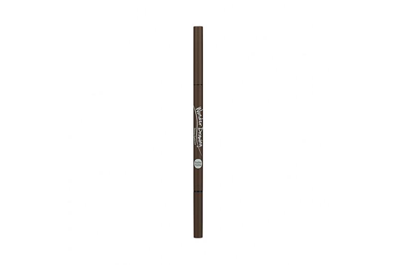 [Holika Holika] Wonder Drawing Skinny Eyebrow - 0.05g
