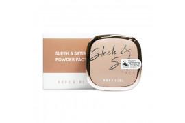[Hope Girl_LIMITED] Sleek & Satin Powder Pact (New) - 13g