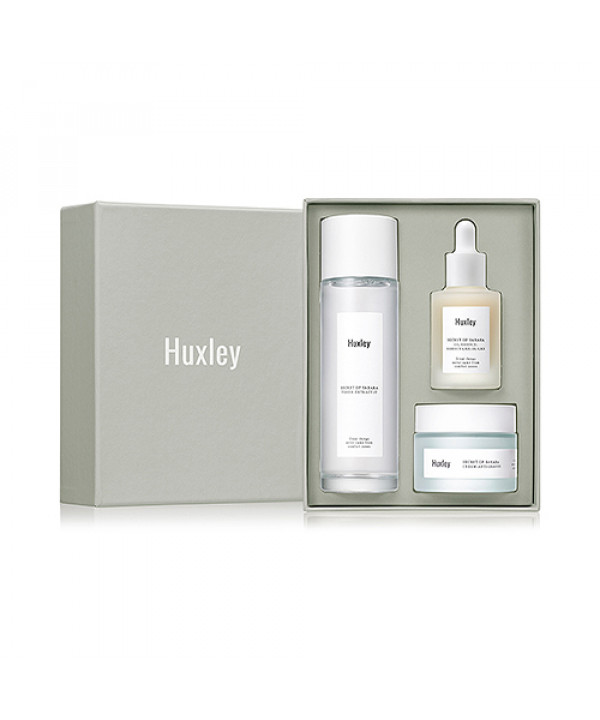 [HUXLEY] Antioxidant Trio - 1pack (3items)