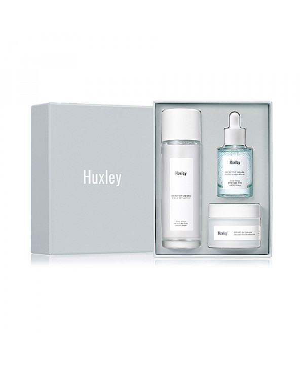 [HUXLEY] Hydration Trio - 1pack (3items)