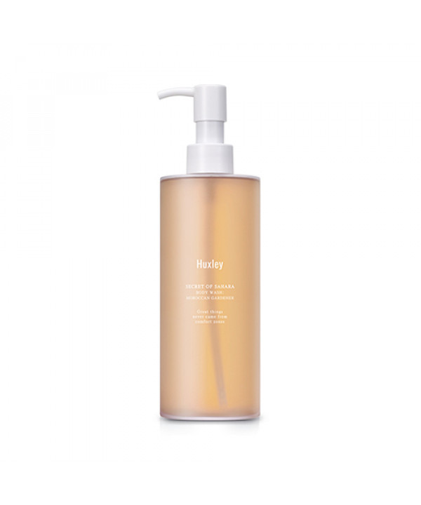 [HUXLEY] Body Wash Moroccan Gardener - 300ml
