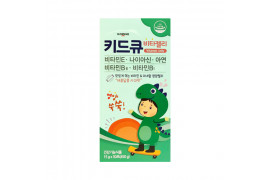 [ILDONG] Kid Q Vitamin Jelly - 1pack (30 stickpack for 30 days)