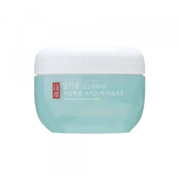 [ILLIYOON] Hyaluronic Moisture Cream - 100ml