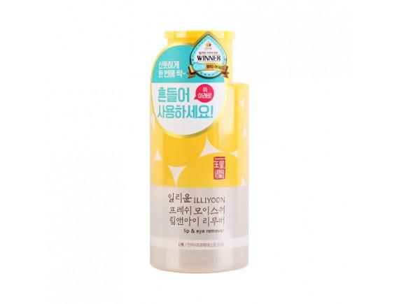 [ILLIYOON] Fresh Moisture Lip & Eye Remover - 300ml
