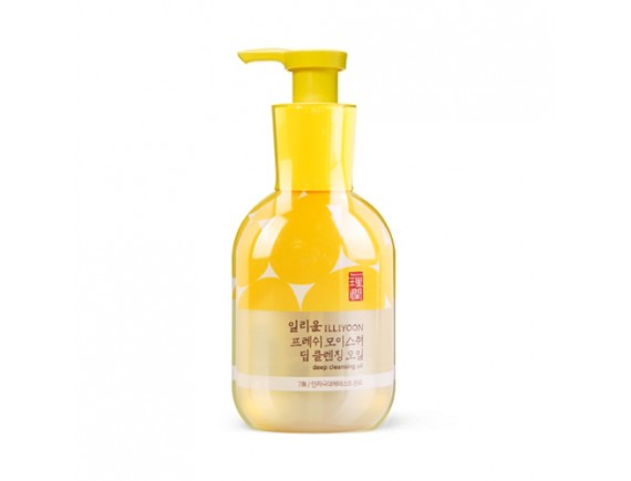 [ILLIYOON] Fresh Moisture Deep Cleansing Oil - 200ml
