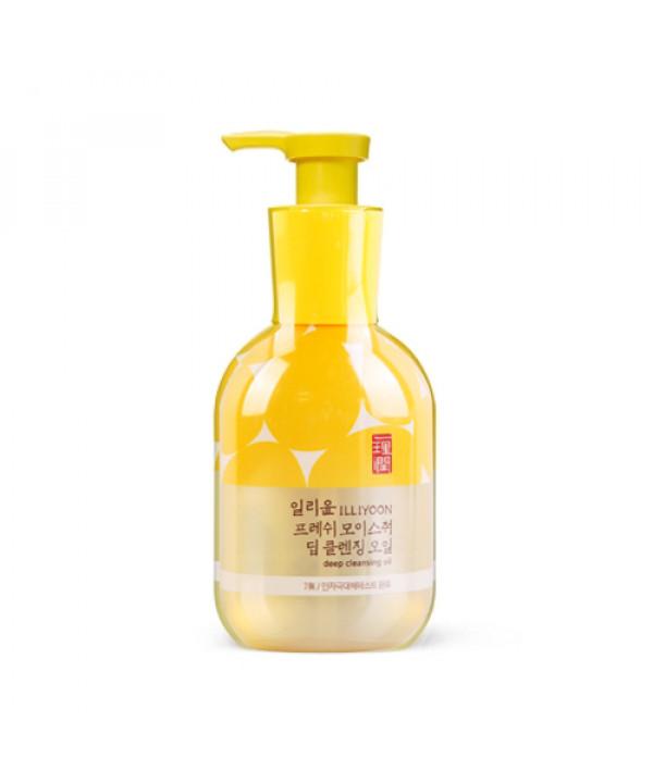 [ILLIYOON] Fresh Moisture Deep Cleansing Oil - 200ml