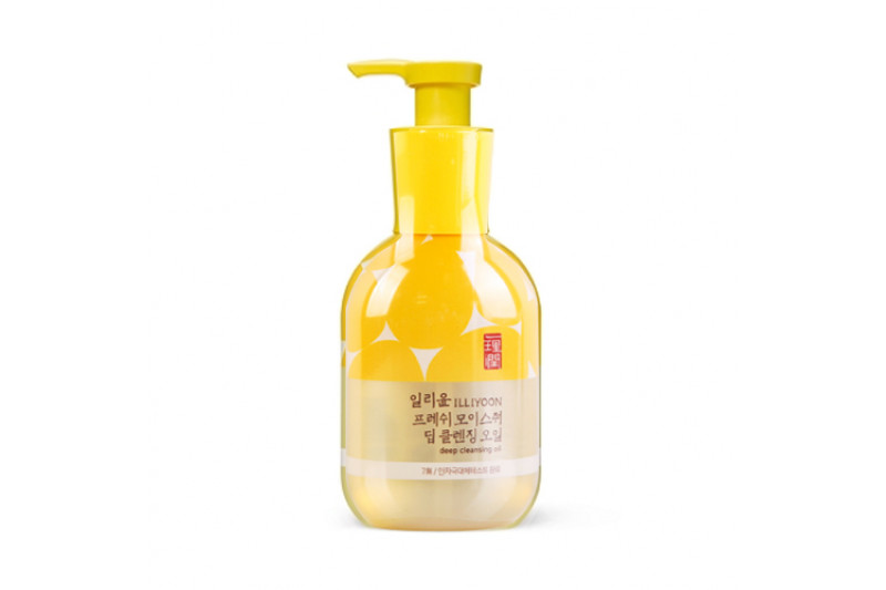 [ILLIYOON_45% SALE] Fresh Moisture Deep Cleansing Oil - 200ml