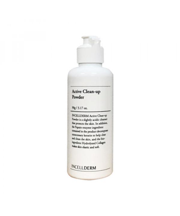 [INCELLDERM] Active Clean Up Powder - 90g