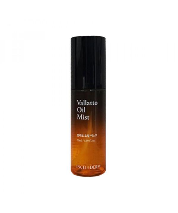 [INCELLDERM] Vallatto Oil Mist - 50ml