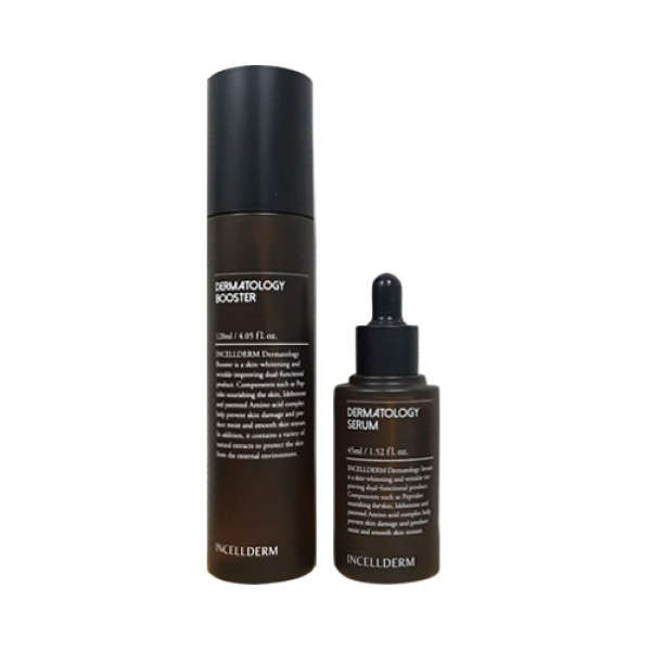[INCELLDERM] Dermatology First Package - 1pack (2items)