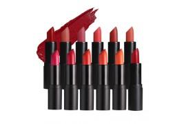 [INGA] Semi Matte Lipstick - 3.5g