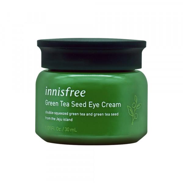 [INNISFREE] Green Tea Seed Eye Cream (2019) - 30ml