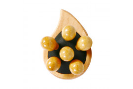 [INNISFREE] Beauty Tool Wooden Massager - 1pcs