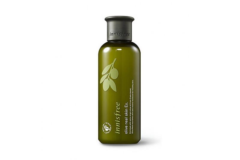 [INNISFREE] Olive Real Skin Ex - 200ml