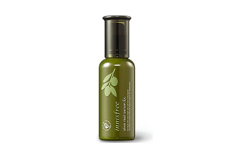 [INNISFREE] Olive Real Serum Ex - 50ml
