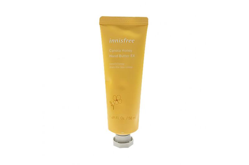 [INNISFREE] Canola Honey Hand Butter - 50ml