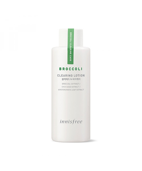 [INNISFREE] Broccoli Clearing Lotion - 130ml (New)