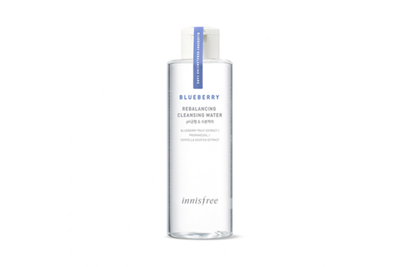 [INNISFREE] Blueberry Rebalancing Cleansing Water - 200ml (New)