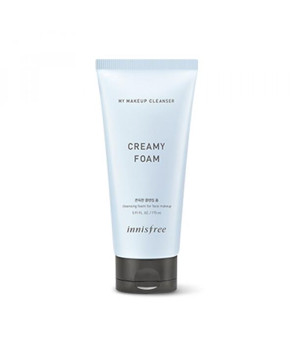 [INNISFREE] My Makeup Cleanser Creamy Foam - 175ml