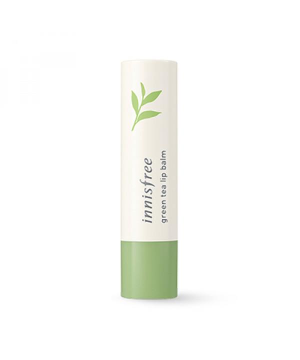 [INNISFREE] Green Tea Lip Balm - 3.6g