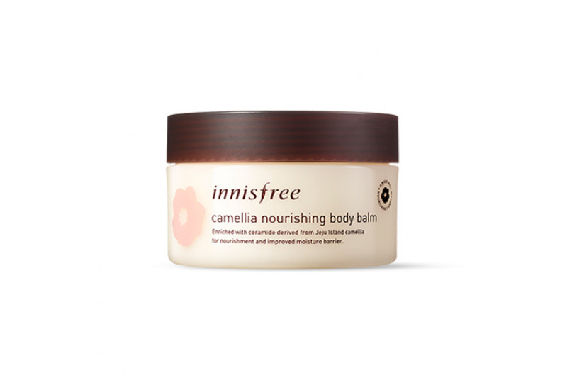 [INNISFREE] Camellia Nourishing Body Balm - 150ml