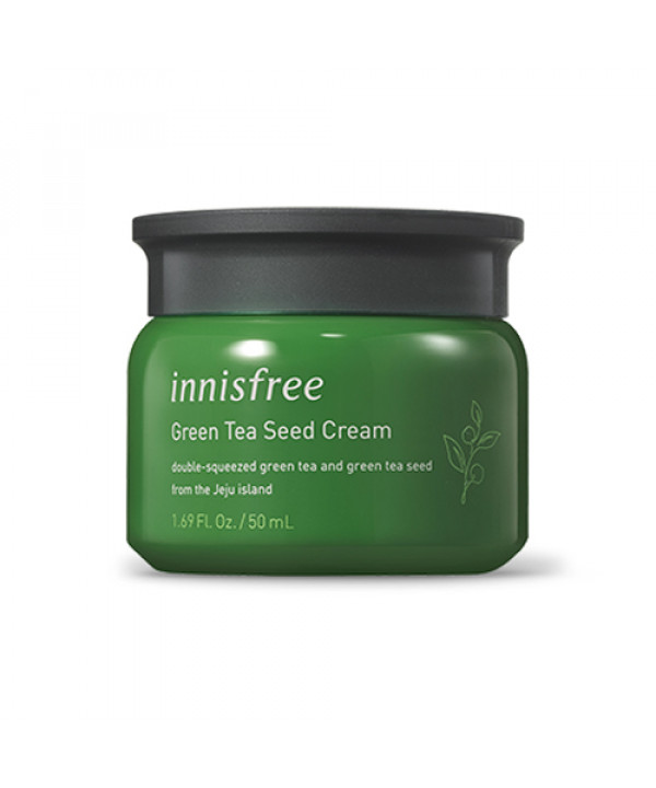 [INNISFREE] Green Tea Seed Cream (2019) - 50ml