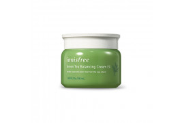 [INNISFREE] Green Tea Balancing Cream EX (2019) - 50ml