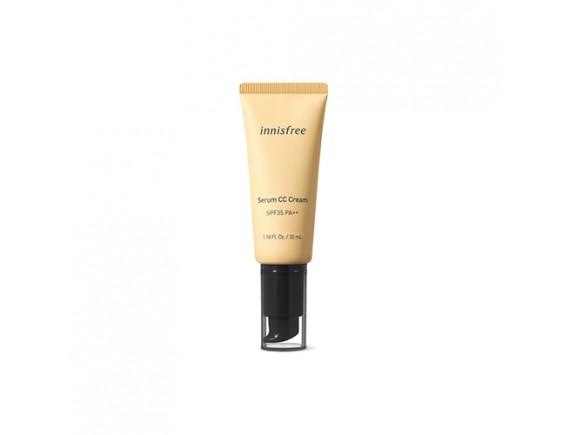 [INNISFREE] Serum CC Cream Cover - 35ml (SPF35 PA++) (2019)