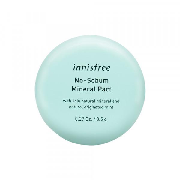 [INNISFREE] No Sebum Mineral Pact - 8.5g