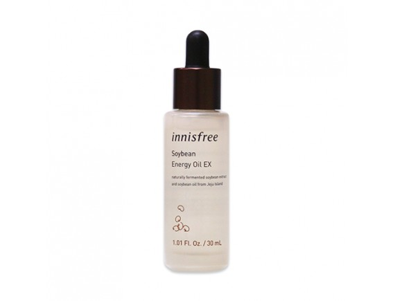 [INNISFREE] Soybean Energy Oil EX (2019) - 30ml