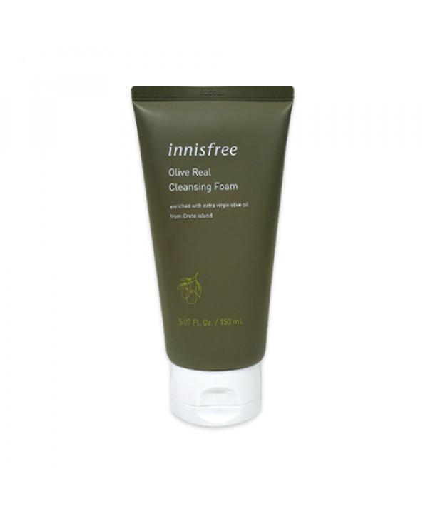 [INNISFREE] Olive Real Cleansing Foam (2019) - 150ml