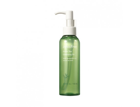 [INNISFREE] Green Tea Cleansing Oil (2019) - 150ml
