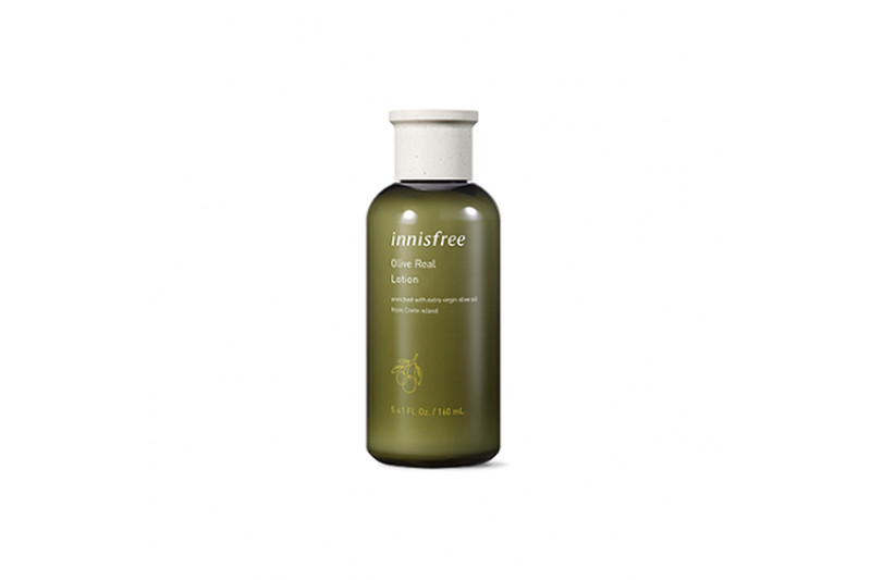[INNISFREE] Olive Real Lotion (2019) - 160ml