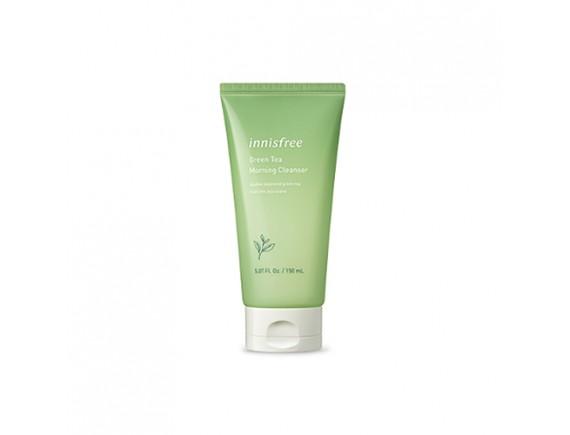 [INNISFREE] Green Tea Morning Cleanser - 150ml