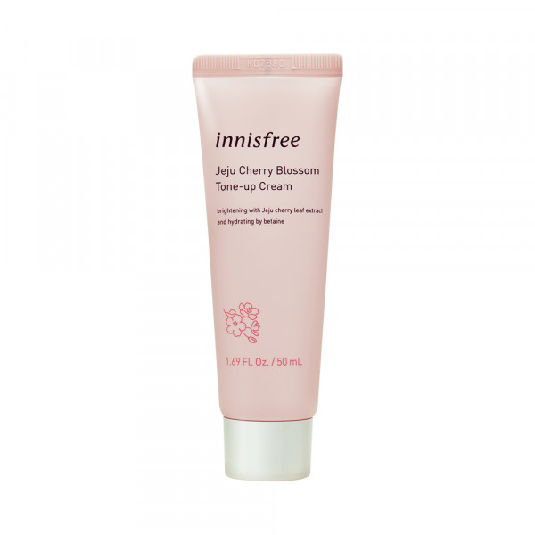 [INNISFREE] Jeju Cherry Blossom Tone Up Cream (Tube) - 50ml