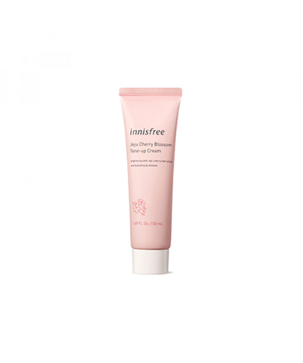 [INNISFREE] Jeju Cherry Blossom Tone Up Cream (Tube) - 50ml