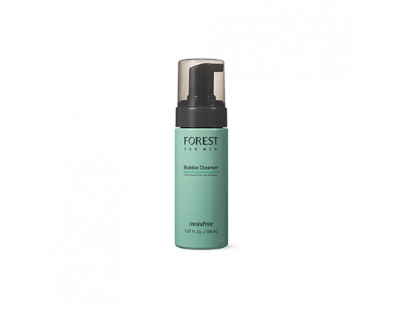 [INNISFREE] Forest For Men Bubble Cleanser (2019) - 150ml