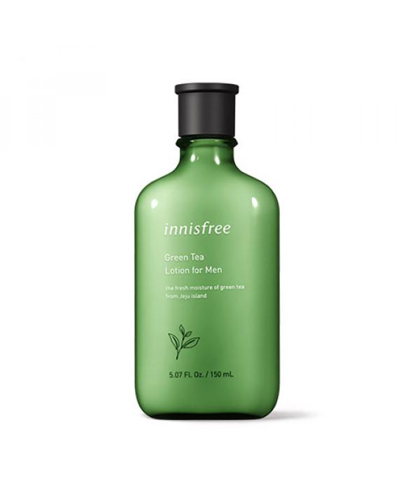 [INNISFREE] Green Tea Lotion For Man (2019) - 150ml