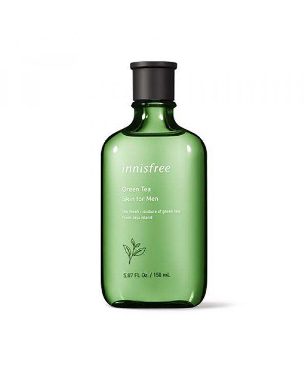 [INNISFREE] Green Tea Skin For Men (2019) - 150ml