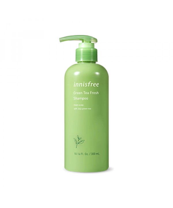 [INNISFREE] Green Tea Fresh Shampoo - 300ml