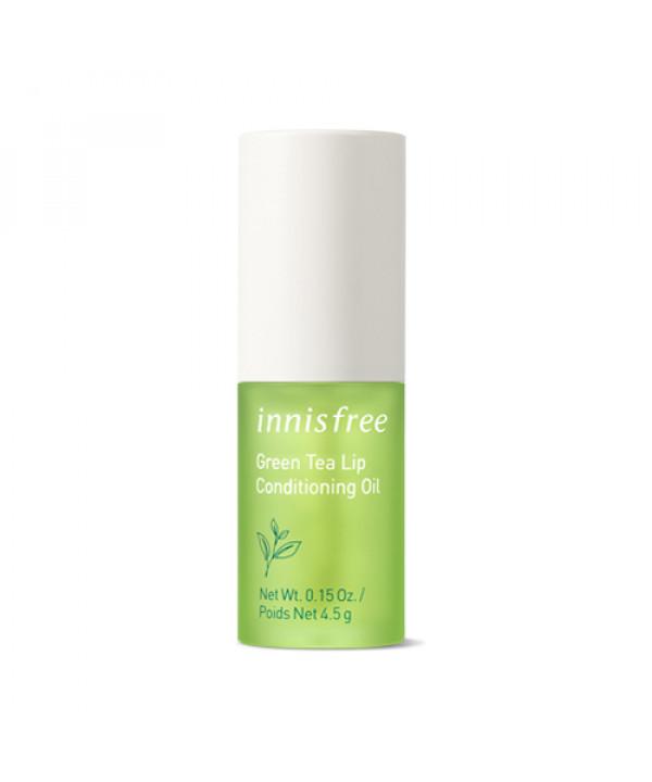 [INNISFREE] Green Tea Lip Conditioning Oil - 4.5g