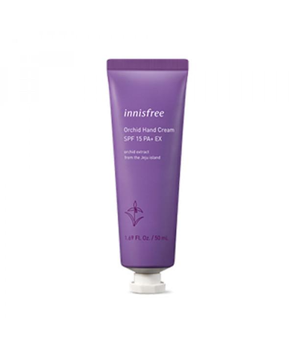 [INNISFREE] Orchid Hand Cream EX - 50ml (SPF15 PA+)